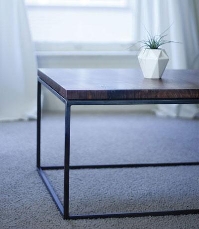 Streamlined Coffee Table