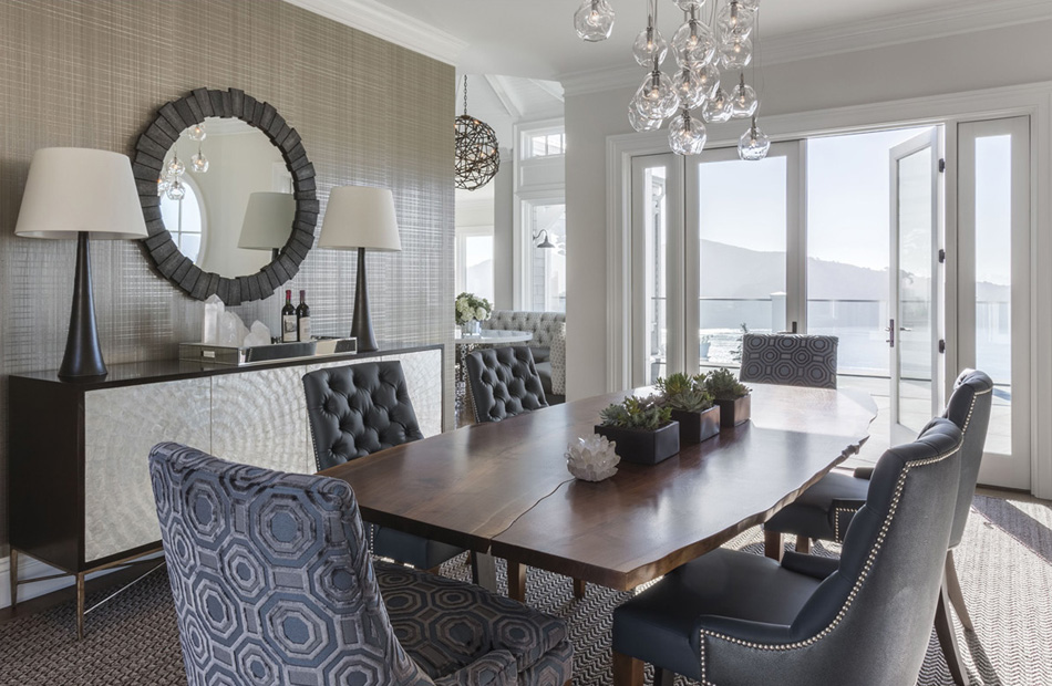 Dinning Room By the Bay