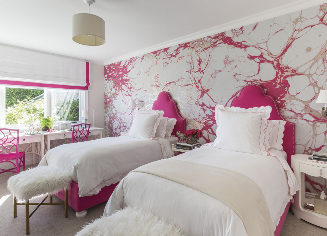 Girls' Bedroom By the Bay