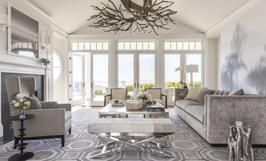Living Room by the bay