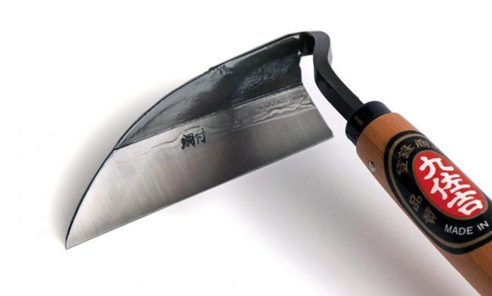 Nejiri sacraper garden tool