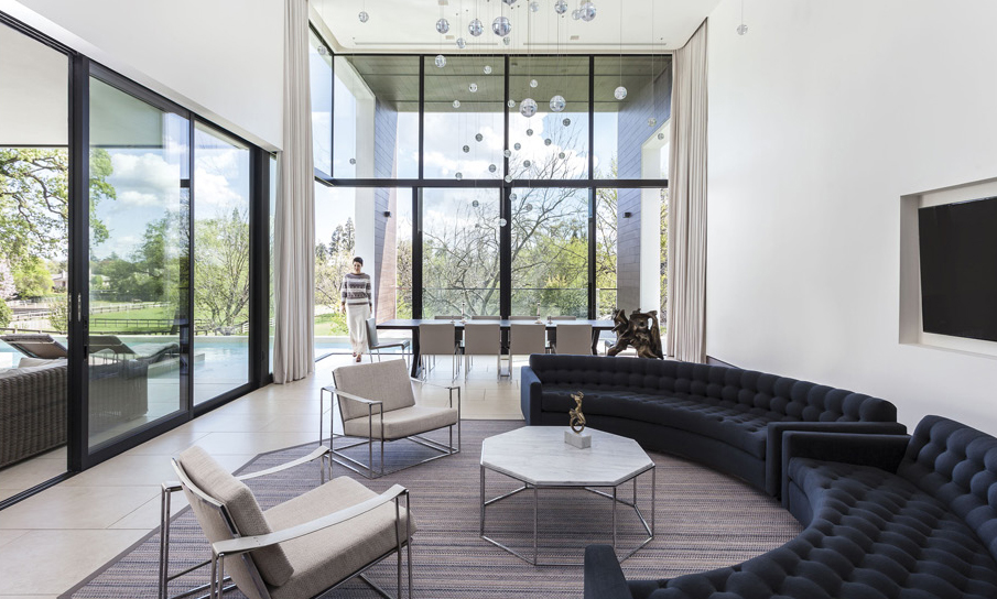 Living Room modernism