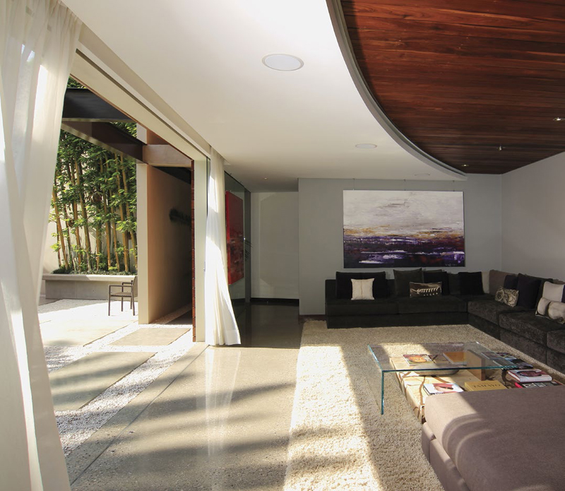 Living Room Getaway