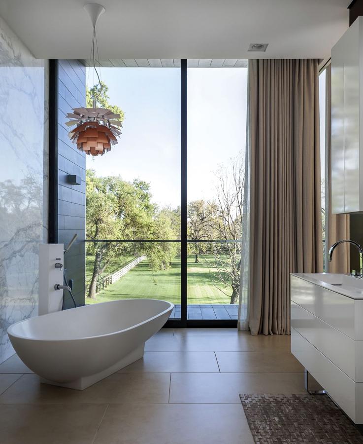 Master Bathroom Modernism