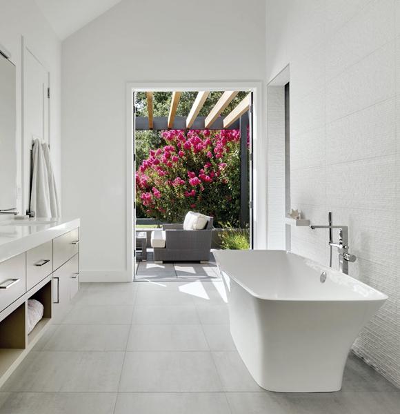 master bathroom farmhouse