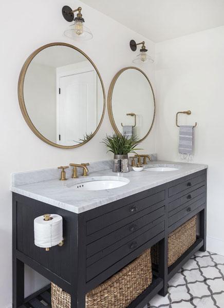 Horse Country Bathroom