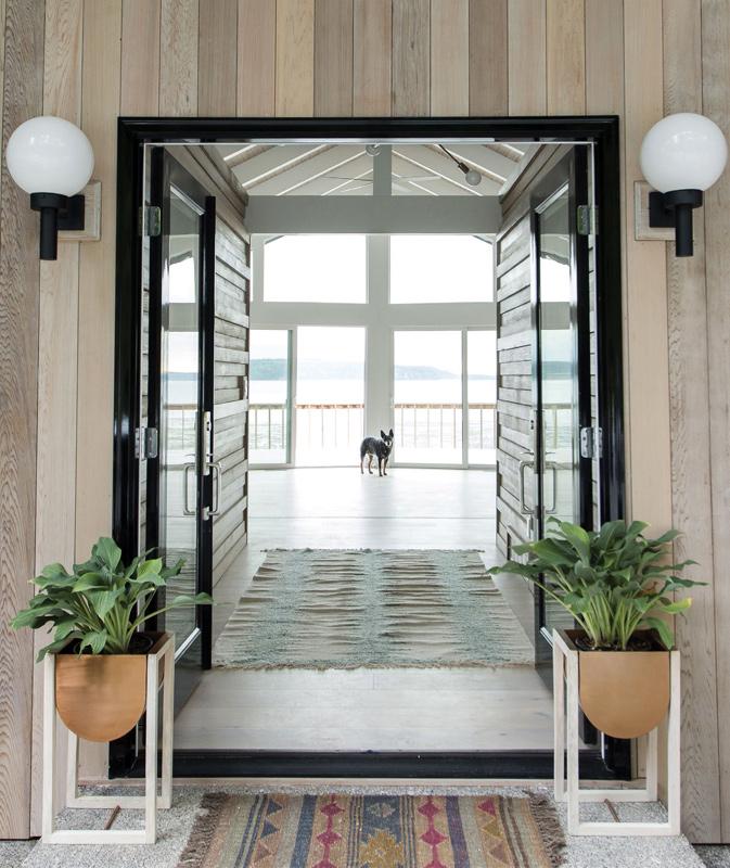 Entry Room beach house