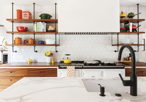 kitchen modernizing